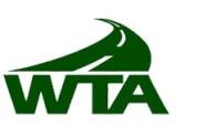 WTA Logo - Left Justified
