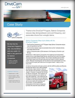 Case Study Salmon Companies