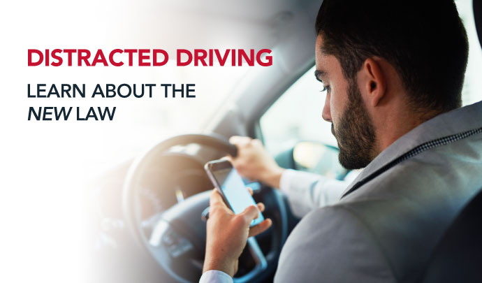 Distracted Driving page